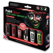 Paintglow Liquid Latex Horror Boxet
