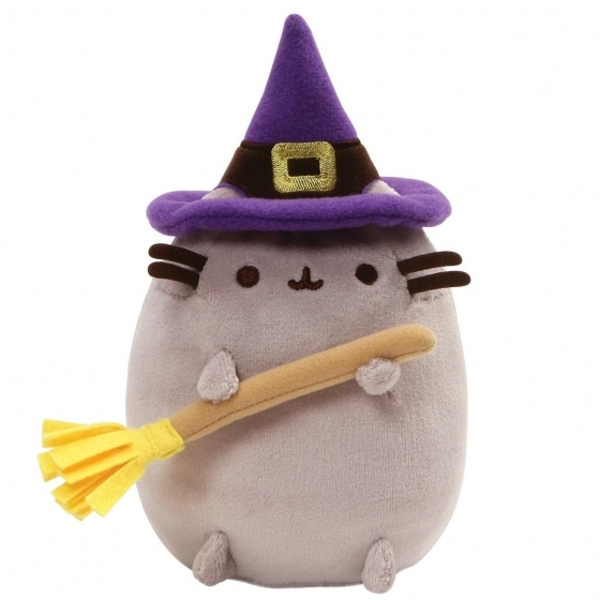 Halloween Pusheen Small Witch (GUND) Soft Toy