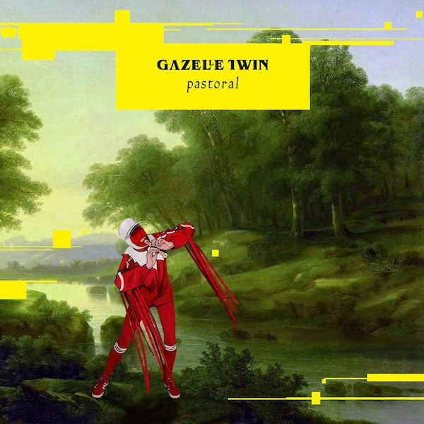 Gazelle Twin ‎- Pastoral Limited Edition Red Vinyl