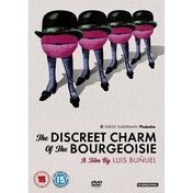 Discreet Charm of Bourgeoisie DVD