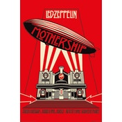Led Zeppelin - Mothership Red Maxi Poster