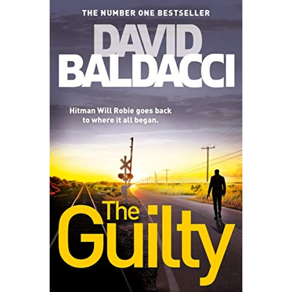 The Guilty  Paperback / softback 2018