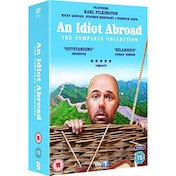 An Idiot Abroad - Complete Collection DVD
