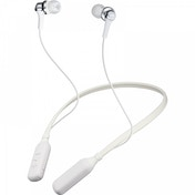 JVC HAFX42BTWE Premium Sound Wireless Bluetooth Earphones with Neck Band Support White