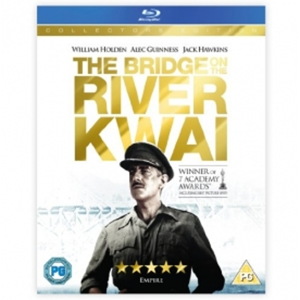 The Bridge on the River Kwai Blu-ray