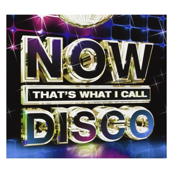 Now That's What I Call Disco CD