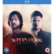 Supernatural - Season 1-10 Blu-ray