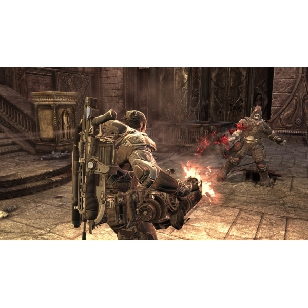 Gears Of War 2 Complete Collection Game (Classics) Xbox 360 - Image 2