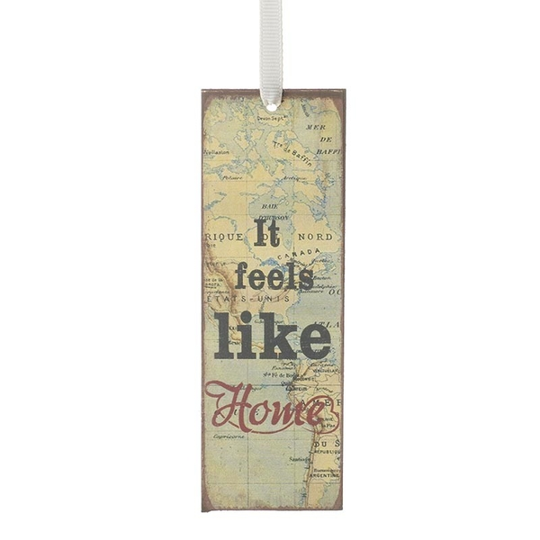 Home Metal Book Mark by Heaven Sends