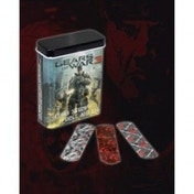 Gears Of War 3 Bandages Characters Tin