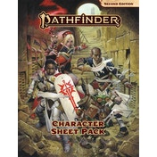 Pathfinder RPG Second Edition Character Sheet Pack