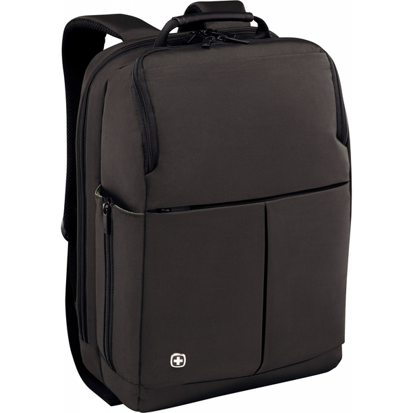 Wenger 601071 Reload 16inch Laptop Backpack with tablet Pocket Grey - Image 1