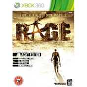Rage Anarchy Edition Game Xbox 360