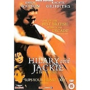 Hilary And Jackie DVD