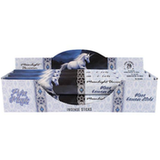 Pack of 6 Moonlight Unicorn Incense Sticks by Anne Stokes