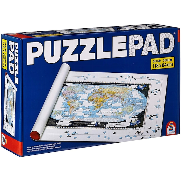 Puzzle Pad Jigsaw (3000 Pieces)