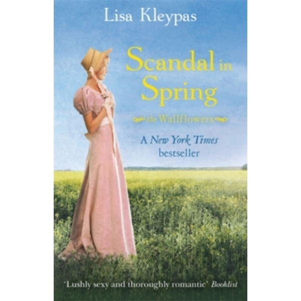 Scandal In Spring : Number 4 in series