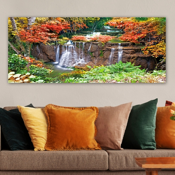 YTY73254487_50120 Multicolor Decorative Canvas Painting