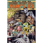 Teenage Mutant Ninja Turtles Volume 14: Order From Chaos