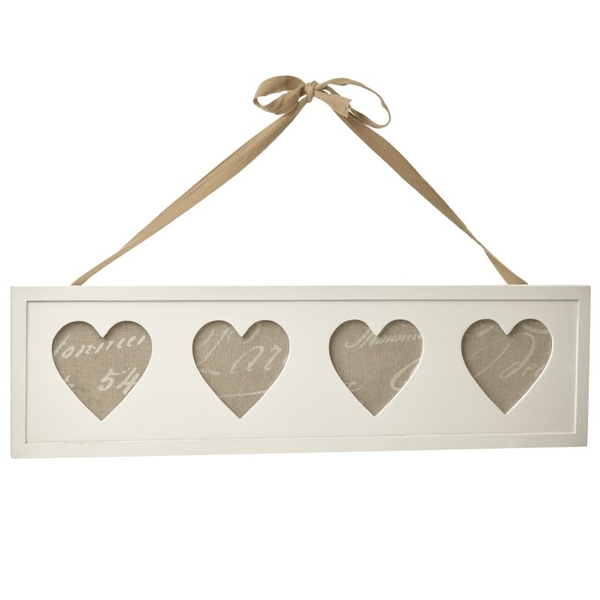 Four Heart Photo Frame By Heaven Sends