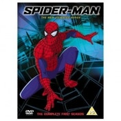 Spider-Man Animated Complete First Season Box Set DVD
