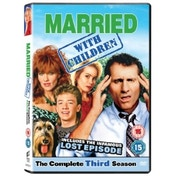 Married With Children Season 3 DVD
