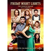 Friday Night Lights - Season 4 DVD