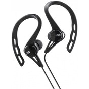 JVC In-Ear Sports Headphones Black