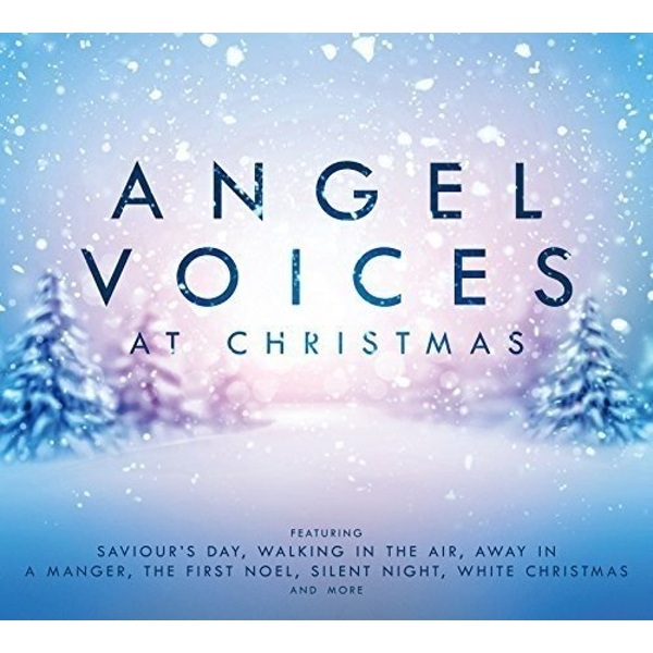 The St. Philips Boys Choir - Angel Voices At Christmas CD