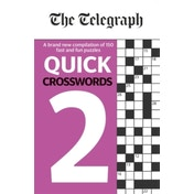 The Telegraph Quick Crosswords 2 by The Telegraph Media Group (Paperback, 2017)
