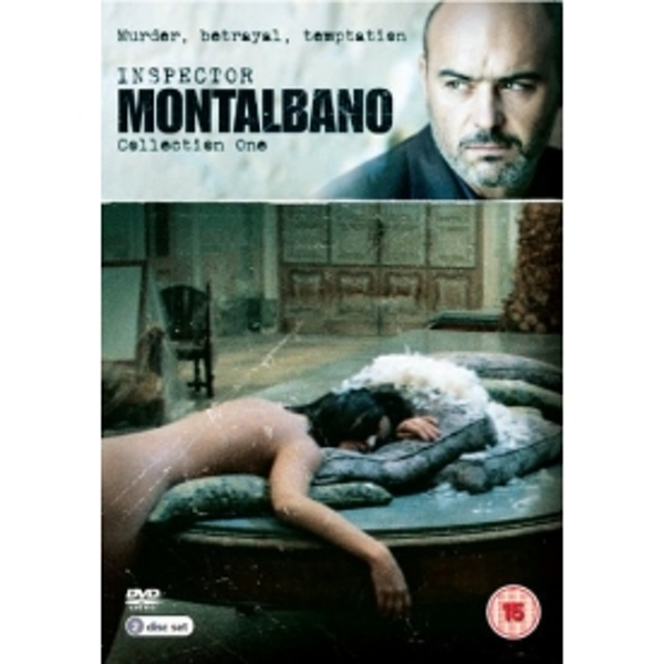 Inspector Montalbano: Collection One (2 Disc) DVD