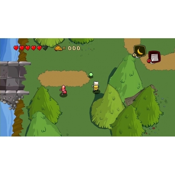 Adventure Time The Secret of the Nameless Kingdom 3DS Game - Image 2