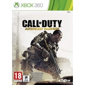 Call Of Duty Advanced Warfare Xbox 360 Game