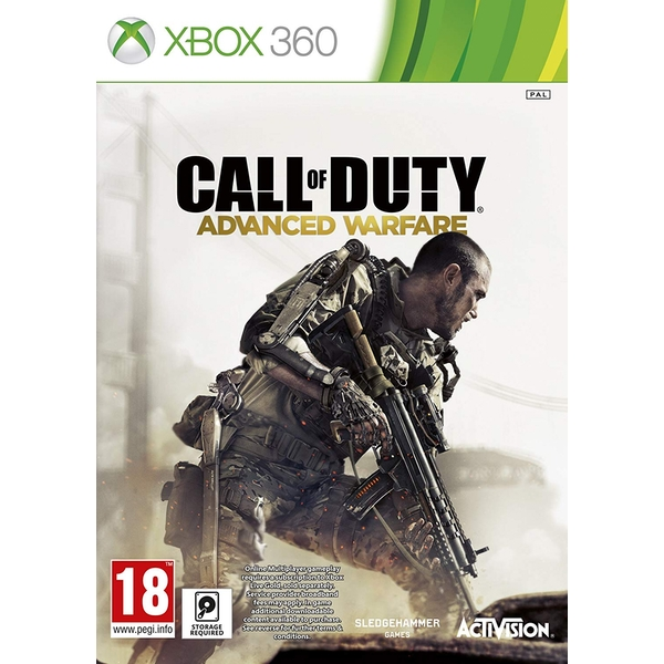 Call Of Duty Advanced Warfare Xbox 360 Game - Image 1