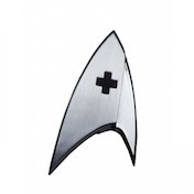 Star Trek Discovery Medical Insignia Badge