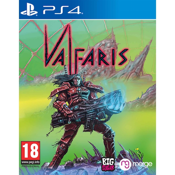 Valfaris PS4 Game