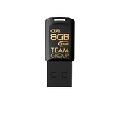 Team C171 8GB USB 2.0 Black USB Flash Drive