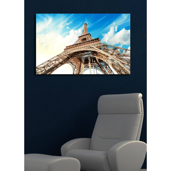 4570?ACT-2 Multicolor Decorative Led Lighted Canvas Painting