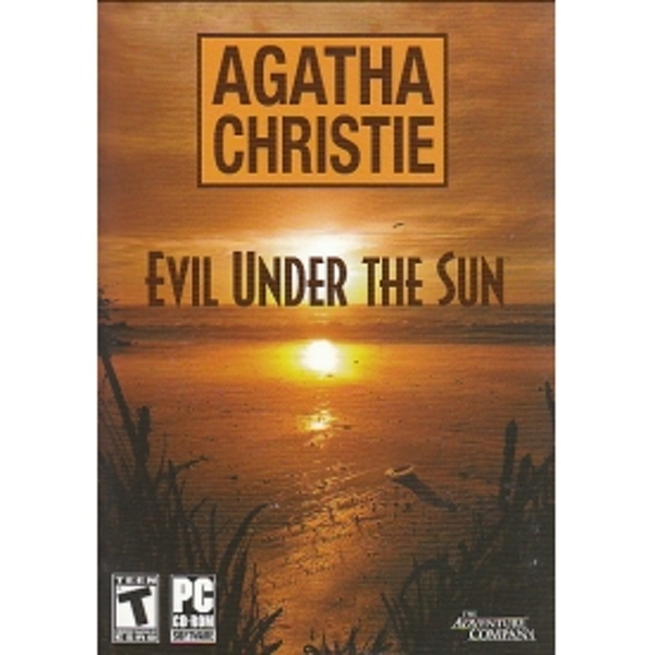 Agatha Christie Evil under Sun Game PC (#)