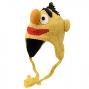 Official Sesame Street Knit Hat Bert