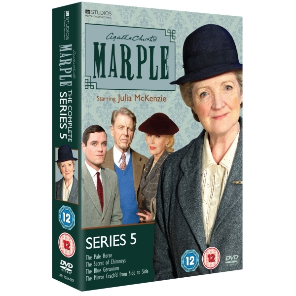 Agatha Christies Marple Series 5 DVD