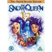 Snow Queen 1&2 DVD