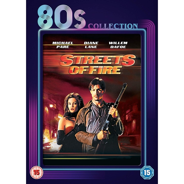 Streets of Fire - 80s Collection DVD