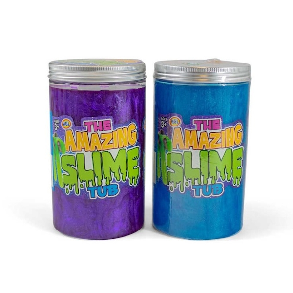 Large 720g Slime Tub (1 Colour At Random)