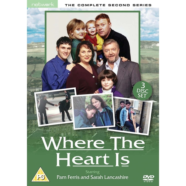 Where the Heart Is - Series 2 - Complete DVD 3-Disc Set