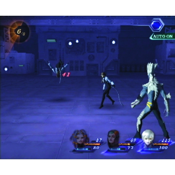 Shin Megami Tensei Digital Devil Saga Game PS2 - Image 2