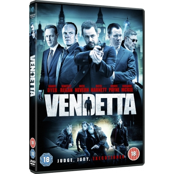Vendetta DVD