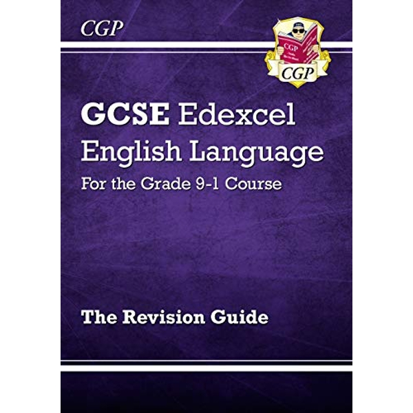 New GCSE English Language Edexcel Revision Guide - for the Grade 9-1 Course  Paperback / softback 2018