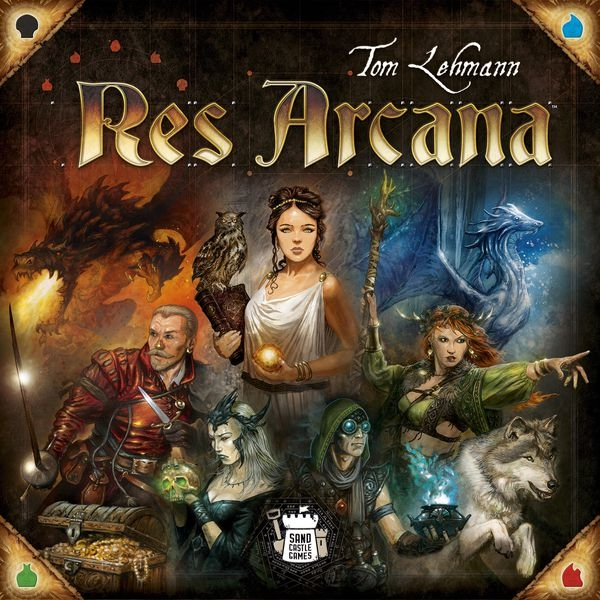 Res Arcana - Image 1
