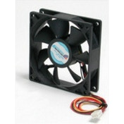 StarTech 92x25mm Ball Bearing Quiet Computer Case Fan with TX3 Connector